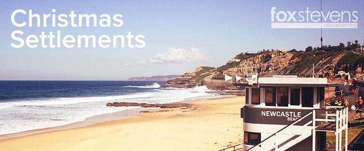 Newcastle Surf Club - Christmas Settlements